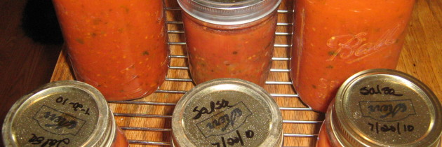 Why I Can So Much Salsa