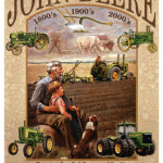 Farming has changed dramatically since the early 1900's.