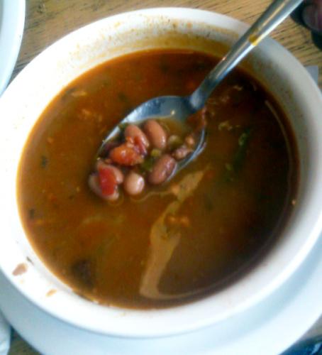 Charro Bean Soup