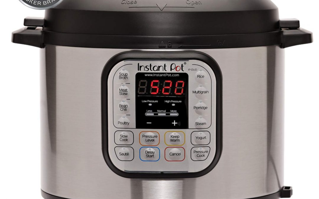 The Incredible Instant Pot